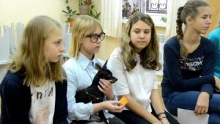 Открытый урок по изобразительному искусству Е. С. Христевой